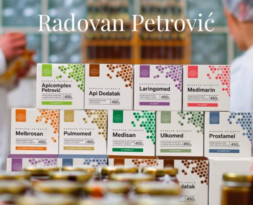 Radovan Petrović medovi